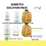 Diabetes Solution Pack