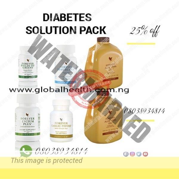 DIABETES SOLUTION PACK