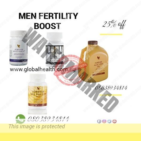 FOREVER FERTILITY BOOST FOR MEN