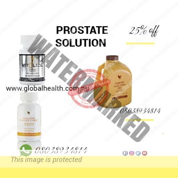 Forever Living Prostate Solution