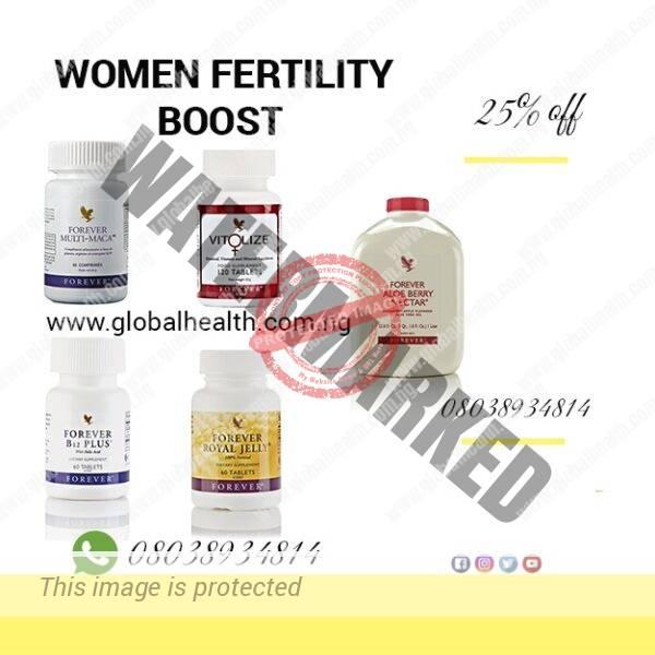Forever Fertility Boost For Women
